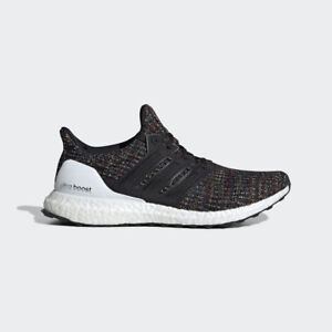 online store 1f7b1 7069a Image is loading NEW-Adidas-UltraBOOST-4-0-F35232-Black-Multi-