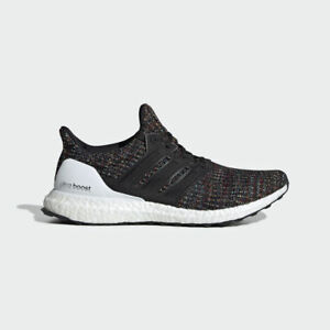 91807af2852 NEW Adidas UltraBOOST 4.0 F35232 Black Multi-Color White Mens ...