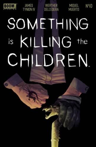 Something is Killing Children #10 Boom comics 1st Print NM unread 2020