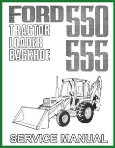 ford 555 backhoe parts diagram schematic diagram