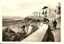 MONTALBANO JONICO  -  Estramurale e sfondo Ischia