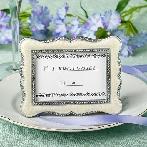 50 Victorian Place Card Holder Photo Frame Wedding Bridal Shower Party Favors