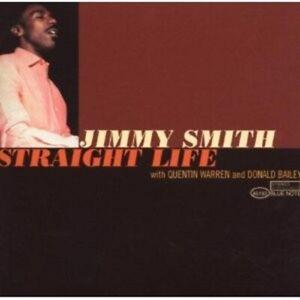 JIMMY-SMITH-STRAIGHT-LIFE-CD-10-TRACKS-JAZZ-TRADITIONAL-SWING-NEW