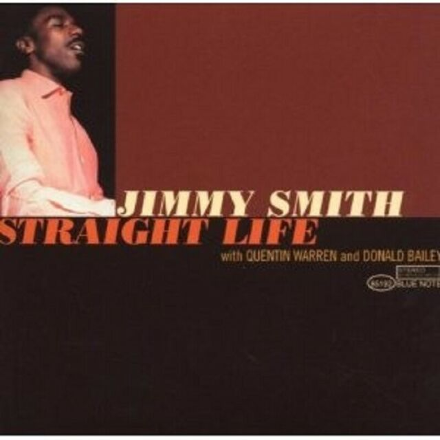 JIMMY SMITH - STRAIGHT LIFE  CD 10 TRACKS JAZZ TRADITIONAL SWING NEW