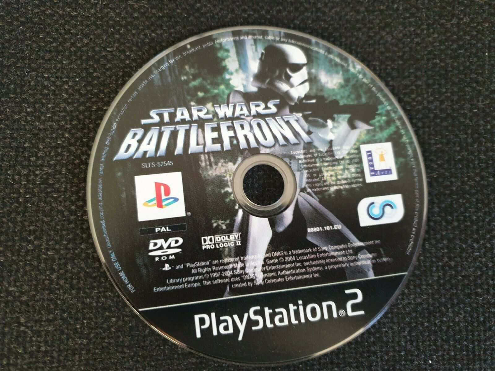 Star Wars: Battlefront, Sony Playstation 2 - Occasion StarWars