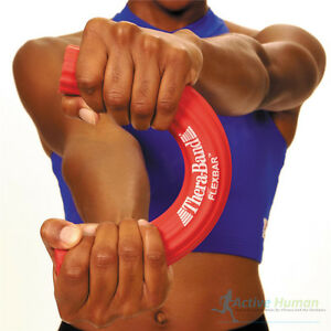 Theraband-Flexbar-Strength-Resistance-Bar-Grip-Strength-Trainer-Sports-Injury