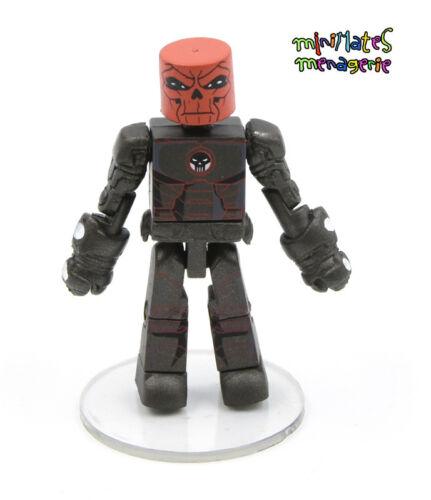 Marvel Minimates Walgreens Wave 4 Avengers Assemble Iron Skull