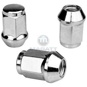 20 cromo tuercas de rueda tuercas m14 1,5 cono 60 ° kegelbund llantas de aluminio