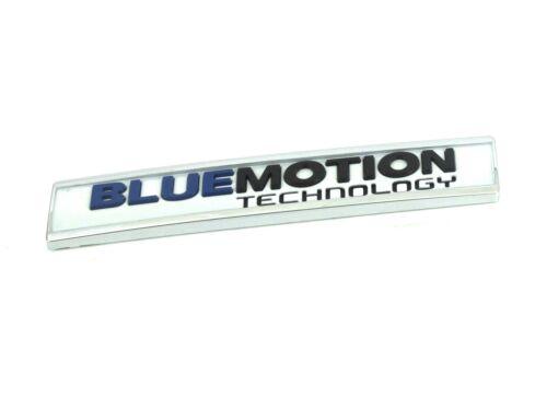 Original Nuevo Vw Volkswagen BlueMotion tecnología Arranque Insignia Emblema Polo 2014