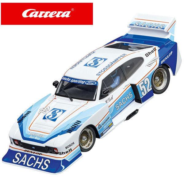 Carrera 30831 Digital Ford Capri Zakspeed Turbo Sachs Slot Car 1 32