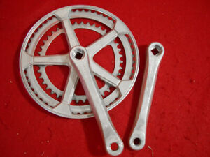 SR-Custom-Crank-set-170-mm-Double-52-40-Gears-Used