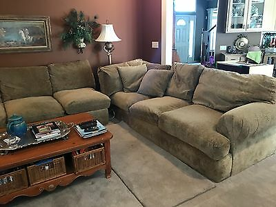 Beautiful Large Sofa Sectional With, Wrap Around Sectional Sofas
