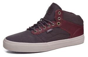 dd4de43e1e New VANS BEDFORD + (Leather) Henna - MEN S SKATEBOARDING SHOES SIZE ...
