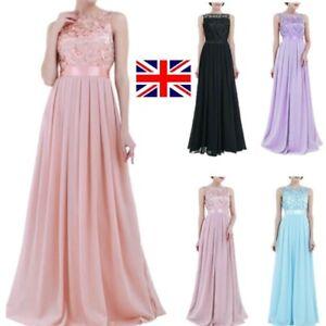 UK-Sexy-Women-Wedding-Maxi-Dresses-Bridesmaid-Long-Dress-Club-Evening-Prom-Gown