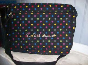 Pois 11 be Marcel f Sacoche Multicolores Petit Le c tRnpf