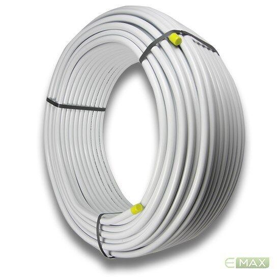 25m Aluminium Mehrschicht Verbundrohr 26x3mm  für Heizung Sanitär Trinkwasser