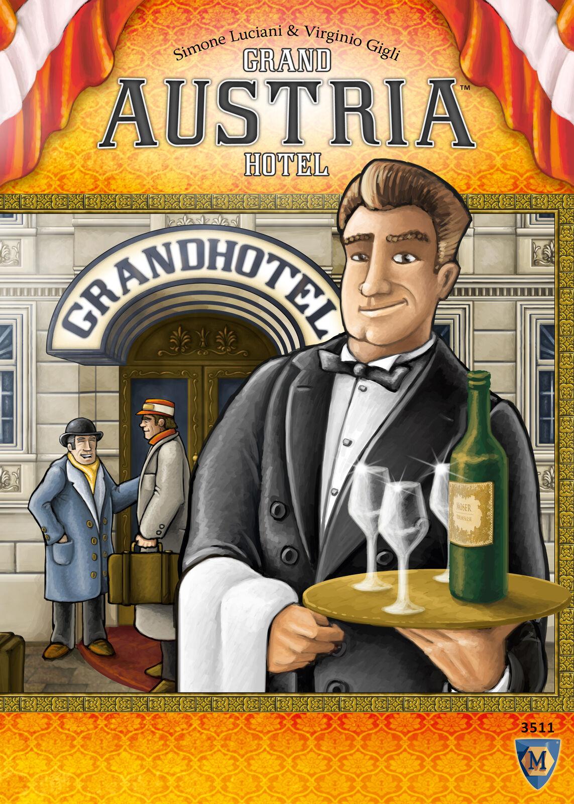 Grand Austria Hotel - Strategia Gioco di Dadi