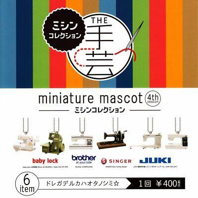 Kenelephant Karimoku 60 miniature All 8set Gashapon mascot toys Complete set