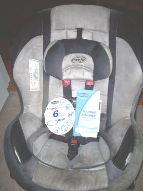 Evenflo triumph advance child restraint system 3in1 baby/toddler.