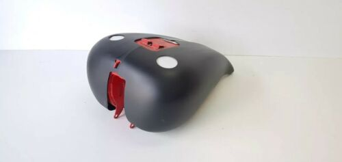 00-15 Stretched 5 Gallon  Tank Cover Harley Davison Soft Tail Heritage Bagger