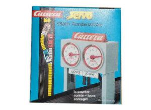 CARRERA-SERVO-160-68581-Compte-tour-Neuf-en-boite