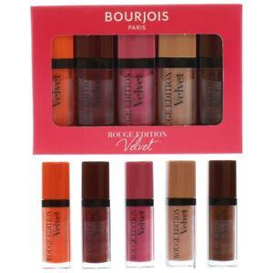 Lapiz-labial-liquido-Bourjois-Rouge-Edicion-De-Terciopelo-5-variedades