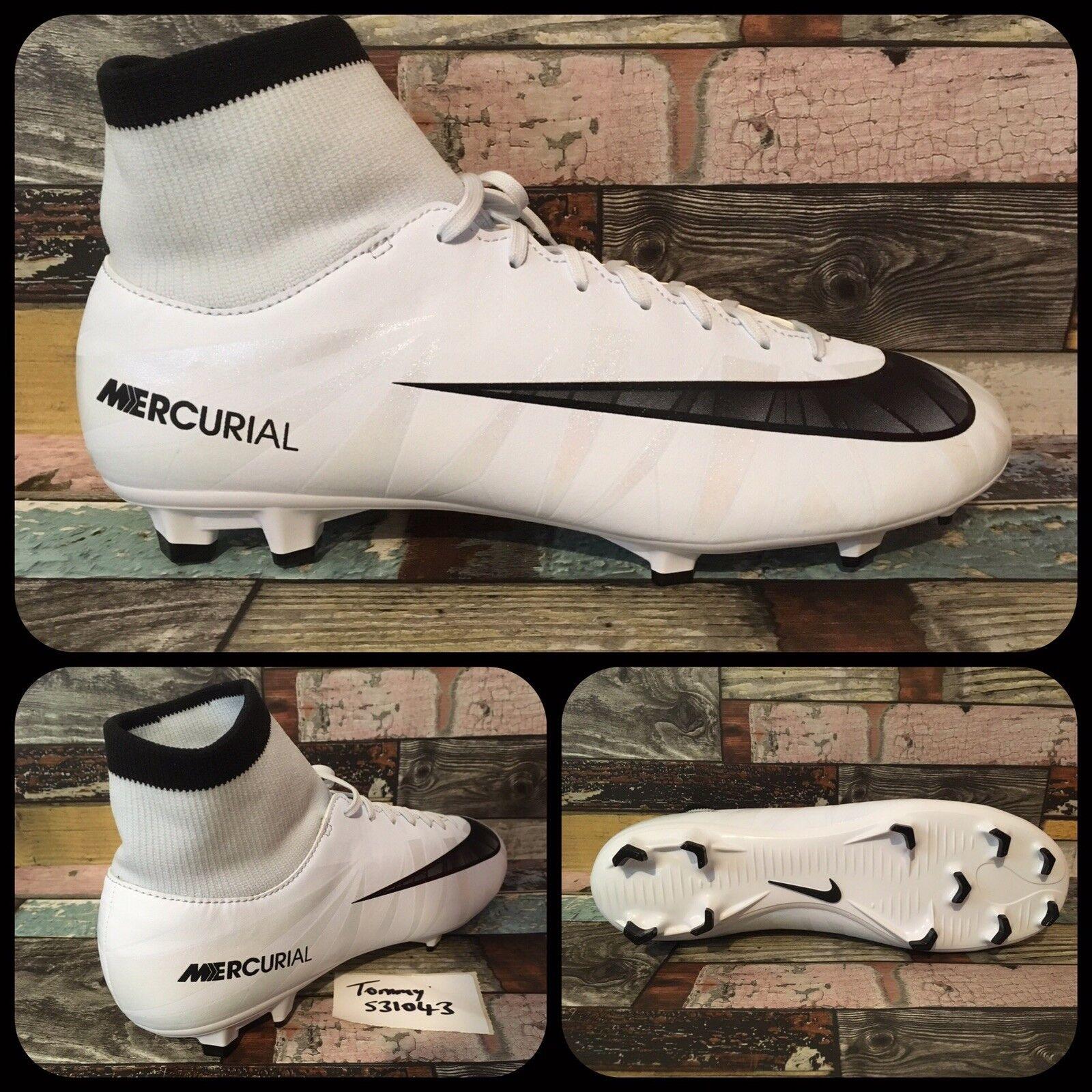 Nike Mercurial Victory VI CR7 DF FG botas de fútbol 7.5 EU 42 US9.5 903605-401
