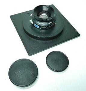 Rodenstock-Sironar-N-5-6-150mm-MC-mit-COPAL-0-auf-Platte-9x12-ff-shop24