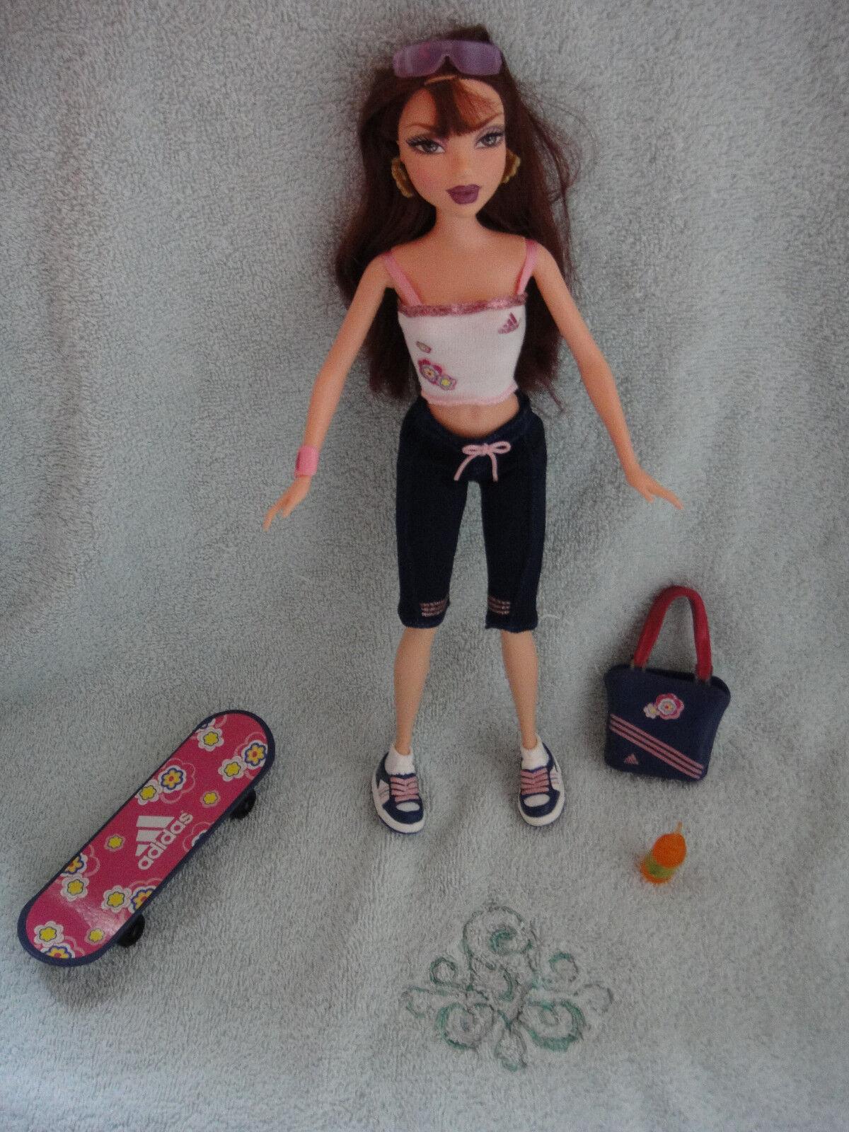 Mattel My Scene   Barbie Adidas Sporty Style Chelsea