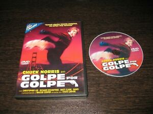 Coclea Per Coclea DVD Chuck Norris Christopher Lee Richard
