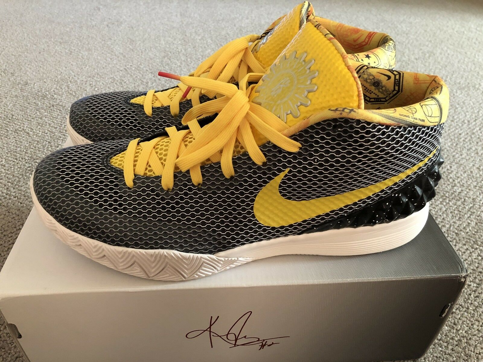 Nike Kyrie 1 LMTD  Cheap and fashionable