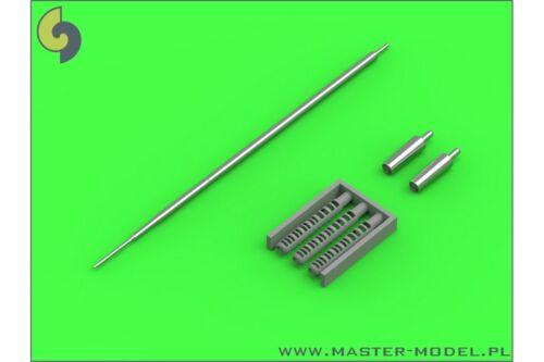 Master Model AM-48-093 1//48 Shenyang J-6//F-6 gun barrels set /& Pitot Tube