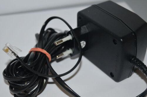 45mA Netzteil Adapter DeTeWe SD48-341 230VAC 50Hz