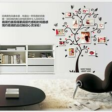 Picture tree Black Tree PVC Art Wall Stickers Removable Home Decor Wall decals