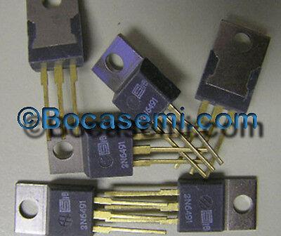 2N5303 BIPOLAR SI NPN TRANSISTOR 80V 20A TO-3  new MFR BSC