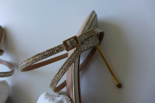 Glitter Bnwb Uk6 Bridge Kurt 5 Rrp Geiger 250 Sandali Peach 5 £ In Eu39 w6Xqvq