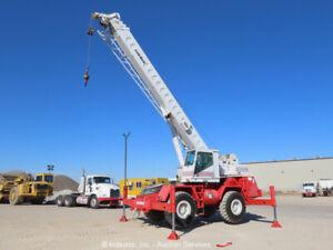 Linkbelt-HSP-8028S-28-Ton-Rough-Terrain-Crane-Boom-Cab-GM-Mobile-bidadoo