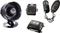 Omega Mundial-ssx Remote Security System - 1-way - 2 X Transmitters - Shock on sale