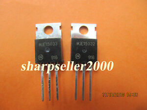 30X-MJE15032-30X-MJE15033-Transistor-IC-TO-220-NEW