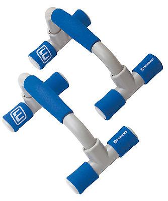 "ENERGETICS Liegestützgriffe /""Push up Stand/"" Liegestütze Fitness Trainingsgerät"
