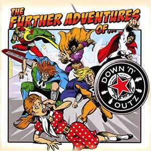 Down-039-N-039-Outz-The-Further-Adventures-Of-CD