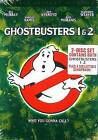 Ghostbusters 1 & 2 by Sony Pictures Home Ent (DVD video, 2005)