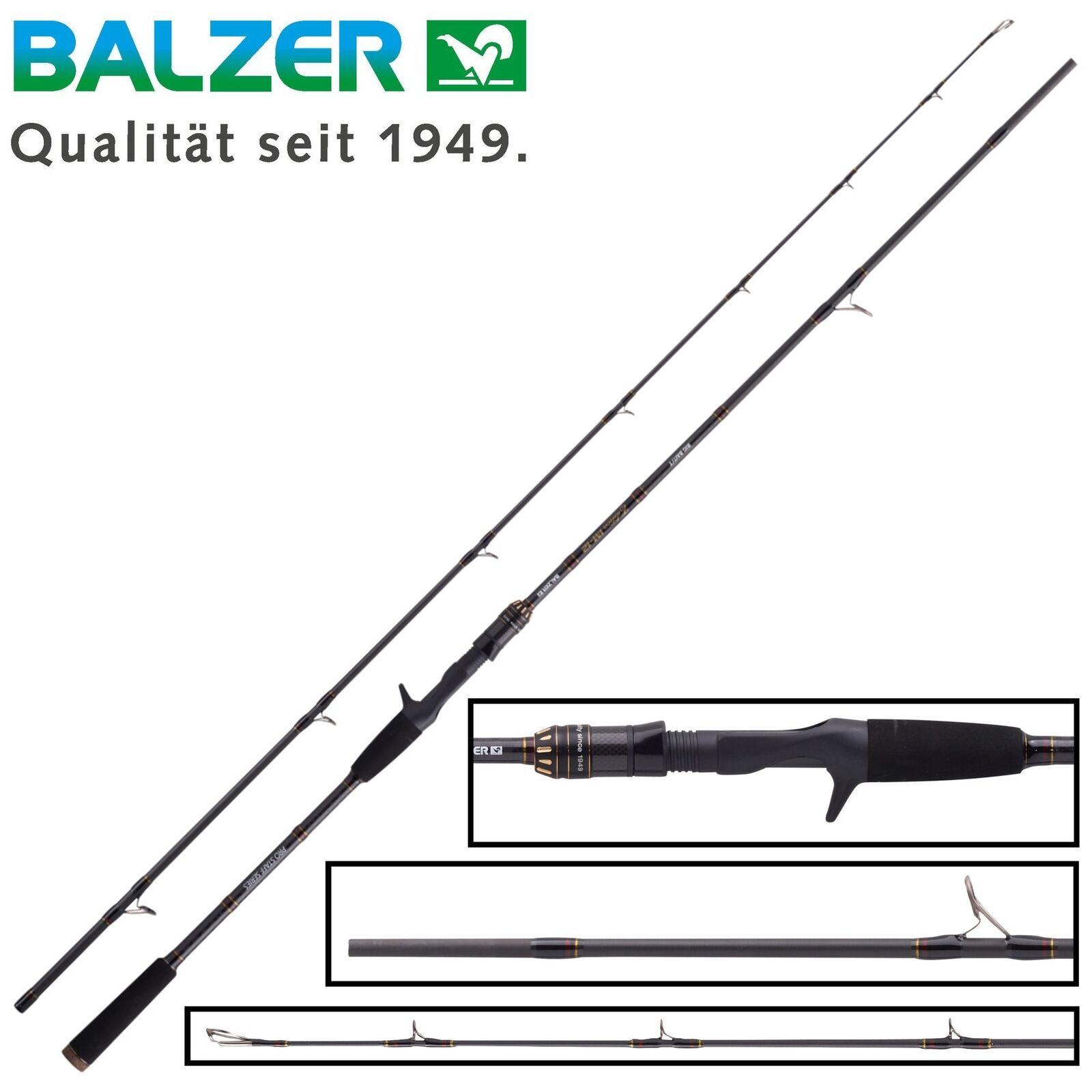 Balzer IM-12 Big Bait Trigger 2 41m 140-225g - Hechtrute Spinnrute Angelrute
