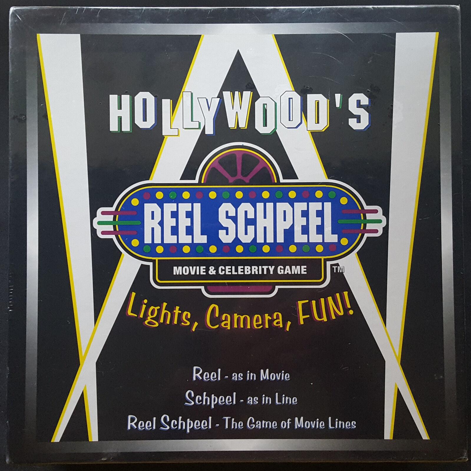 Hollywood ist, dass schpeel spiel geste brettspiel box - neu   versiegelt von 1998