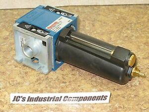 Rexroth-pneumatic-filter-MNR-8901700710-C25-G-1-2-Ports