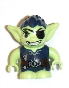 LEGO New Elves Dukelin the Goblin Minifigure from 41184