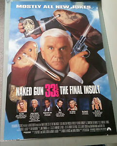 The naked gun 33