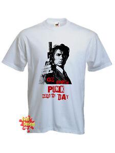fb0cb1dc6a70 La imagen se está cargando dirty-harry-clint-eastwood -GO-AHEAD-Punk-Camiseta-