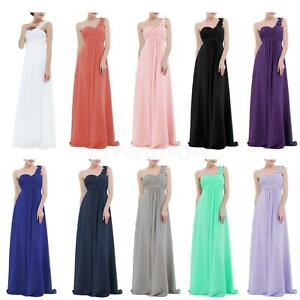 Women-Long-Chiffon-Dress-Wedding-Evening-Gown-Ball-Party-Bridesmaid-Formal-Prom