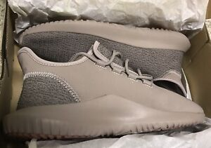Adidas Tubular Shadow Mens BY3574 Vapour Grey Raw Pink Athletic ...